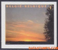 België 2010 - Mi:4030 Dr, Yv:3965, OBP:3984a, Stamp - XX - Mourning Stamp - Ongebruikt