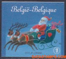 België 2010 - Mi:4133 Dl, Yv:4068, OBP:4087, Stamp - XX - Moody Christmas - Ongebruikt