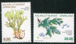 GREENLAND 2013 Indigenous Plants MNH / **.  Michel 643-44 - Ungebraucht