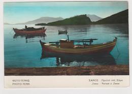 Grece Samos Matinée à Samos - Grecia