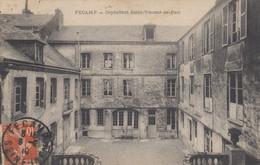 FECAMP (Seine-Maritime): Orphelinat Saint-Vincent-de-Paul - Fécamp