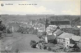 Houffalize - Vue Prise De La Route De Liège - Houffalize