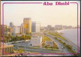 °°° 26035 - UAE - ABU DHABI - CORNICHER ROAD °°° - United Arab Emirates