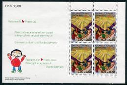 GREENLAND 2013 Child Welfare Charity Block MNH / **  Michel Block 61 - Ungebraucht