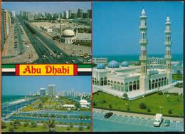°°° 26037 - UAE - ABU DHABI - VIEWS °°° - United Arab Emirates