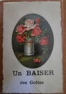 UN BAISER DES GOTTES - Envoyé En 1923 à Jodoigne - Très Bon état!!! - Modave