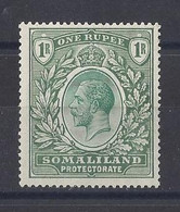 SOMALILAND....KING GEORGE V..(1910-36)......1R..........SG69.......MH... - Somaliland (Protectorate ...-1959)