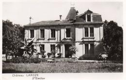 ~~ Saint Emilion - Château Laroze - Saint-Emilion