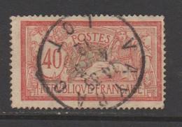 Merson 40c Rouge Et Bleu - 1900-27 Merson