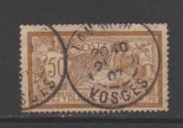 Merson 50c  Brun Et Gris - 1900-27 Merson