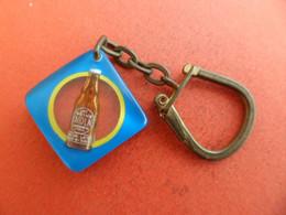 PC Style Bourbon Inclusion Publicite Bouteille CACOLAC Lait Boisson Lactée - Key-rings