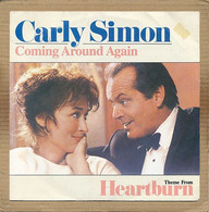 "7"" Single, Carly Simon - Coming Around Again - Disco, Pop"