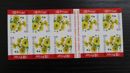 B55 'Buzin: Chrysant' - Ongetand - Cataloguswaarde: 60 Euro - Zeer Mooi! - Ongetande