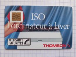 F46D 50U SO2 Thomson  ISO L'Ordinateur à Laver - N°1211 Petit Embouti - 1989