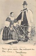 HUNGARY - Tot Nepviselet - Lake Folk Costume - Publ. Gansel Lipot 305 - Hungría