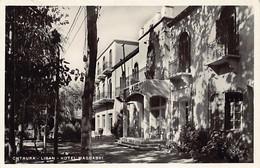 Liban - CHTAURA - L'hôtel Massabki - Ed. Photoedition - Liban
