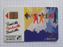 F51 50U SC4on G. Fromanger Bastille - 2 T Monttessuy N°104912 Petit Embouti - 1989