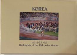 CARNET 10 CARTES SPORT - Korea, North