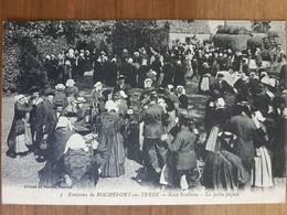 Environs De Rochefort-En-Terre.noce Bretonne.la Polka Piquée.coiffes Costumes Bretons.édition Artaud Nozais 3 - Unclassified