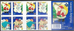 US  2005  Sc#BK299  Complete Booklet Of 20 37c Holiday Cookies   MNH   Face $7.40 - 1981-...