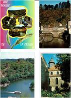23 / CREUSE / Lot 90 C.P.M. Neuves - 5 - 99 Karten