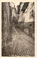 "/ CPA FRANCE 87 ""Vieux Limoges, Rue Des Roches"" - Limoges"