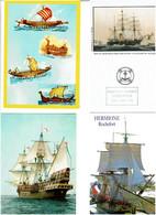 BATEAUX A VOILES / Lot 70 C.P.M. Neuves - 5 - 99 Karten