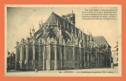 A711 / 511 58 - NEVERS Cathédrale Saint Cyr - Nevers