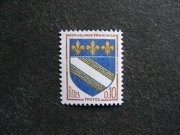 TB N° 1353a , 3 Bandes De Phosphore, Neuf XX. - Ungebraucht