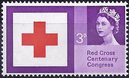 Great Britain 1963 - Mi 362x - YT 378 ( Centenary Of International Red-Cross ) MNH** - Rode Kruis