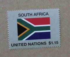 Ny18-03 : Nations-Unies (N-Y) / Drapeau Des Etats Membres De L' ONU - Afrique Du Sud - Neufs