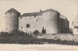 (DU 02) CÖTE D' OR  , Château De MONT ST JEAN - Other Municipalities