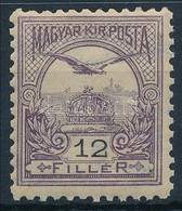 ** 1900 Turul 12f 11 1/2-es Fogazással (110.000) - Zonder Classificatie