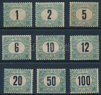 "* 1903 Zöldportó ""A"" Sorozat (70.000) - Zonder Classificatie"