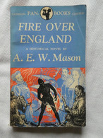 """Fire Over England"" A.E.W. Mason - 1947 (PAN) - Europe"
