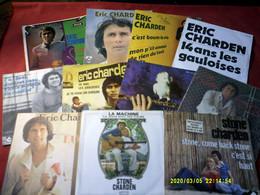 Collection De 32   Vinyles Differents De Stone Et Eric Charden - Collezioni