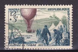 TIMBRE FRANCE N° 1018 OBLITERE - Usati