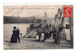 Brest Le Bac A Vapeur - Brest