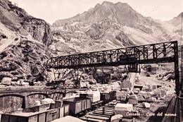 Cartolina - Carrara - Cave Del Marmo - 1966 - Massa