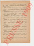 Infos Braux Aube Chalette Chavanges Jasseines Joncreuil Lentilles Villeret Bessy Boulages Champfleury 10 Etrelles 250/12 - Unclassified