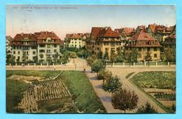 Zürich 1920 - Villen An Der Stolzestrasse - ZH Zurich