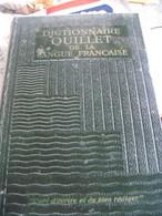 Dictionnaire Quillet De La Langue Française , L'art D'écrire Et De Bien Rédiger 3 Volumes A-D + F-O + P-Z - Dictionaries