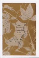 CP 88 GERARDMER MILITARIA ILLUSTRATION Souvenir Des Mitrailleurs Du L.A.C.Campagne 1914-1915 - Reggimenti