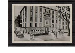 06 - NICE - Hôtel Francia - 2356 - Cafés, Hoteles, Restaurantes
