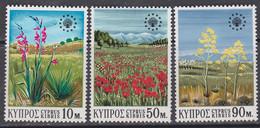 Zypen  1970 ** / Mi: 335-37 / Xz689. - Unused Stamps