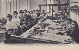23 -- Manufacture De Tapis D'Aubusson -- Tabard & Pruneau -- Un Atelier De Tapisserie --- 3483 - Aubusson