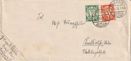 Allemagne Danzig Lettre Danzig / Oliva 1929 - Dantzig