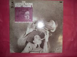 LP33 N°8241 - LESTER YOUNG - 2 LP'S - MONO 88223 - Jazz