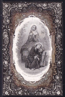 NOBLESSE - ADEL - IMAGE DE DECES * GUSTAVE AUGUSTE DE LICHTERVELDE 1821 ( Gand ) -1851 - Zeldzaam ! - Devotion Images