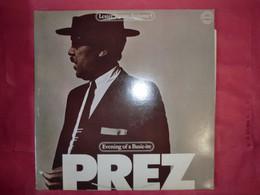 LP33 N°8245 - LESTER YOUNG - 2 LP'S - 88268 CB 232 - 61 - Jazz